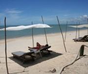 7 - praia no Jocotoka, em Corumbau