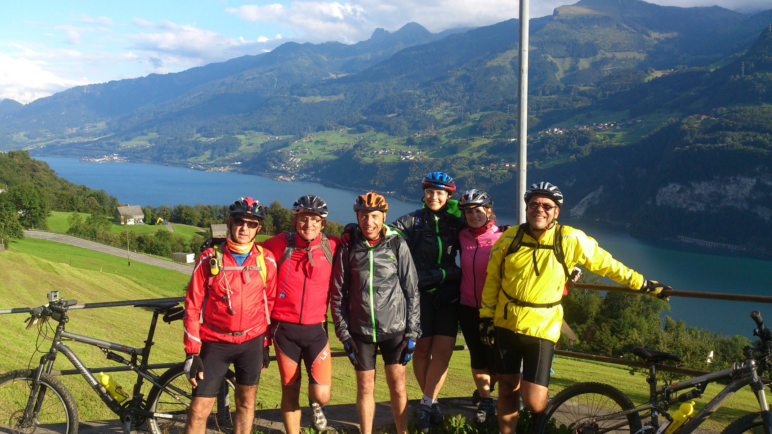 df9c5ed2248 Travessia dos Alpes suíços - MTB Tours